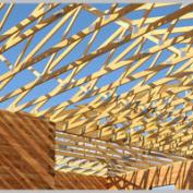 Bois de charpente - Carlier Activity - Matériaux de construction